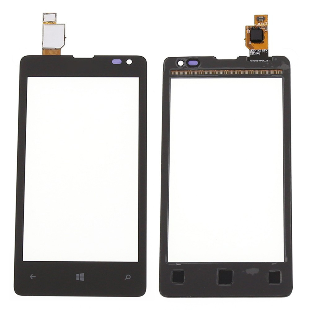 Сенсор (Touch screen) Microsoft 435 Lumia 532 Lumia чёрный оригинал