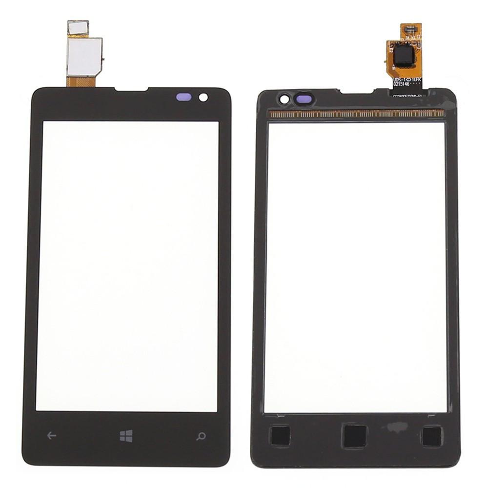 Сенсор (Touch screen) Microsoft 435 Lumia 532 Lumia чёрный