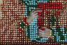 """Набор для вышивки бисером икона """"Святой Тарас (Тарасий)"""", фото 4"""