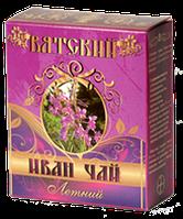 """Вятский Иван-чай """"Летний"""", 100г, чёрный, граннулир."""