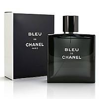 Chanel Bleu de Chanel 100ml ORIGINAL size мужская туалетная вода тестер аромат