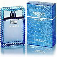 Versace Man Eau Fraiche 100ml ORIGINAL size мужская ароматная туалетная вода тестер