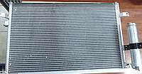 Радиатор кондиционера Lacetti / Лачетти с ресивером 96484931_
