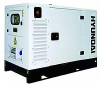 Дизельная электростанция Hyundai DHY 11 KSEM