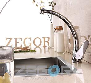 Смеситель для кухни Zegor SOP8-A045, фото 2