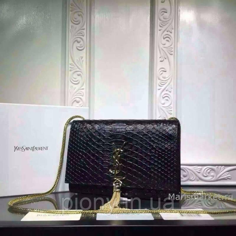 Модная сумка-клатч Yves Saint Laurent Ив Сен Лоран