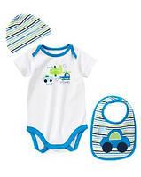 Комплект для новорожденного мальчика.  3-6 месяцев