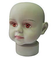 Манекен детская голова маленькая