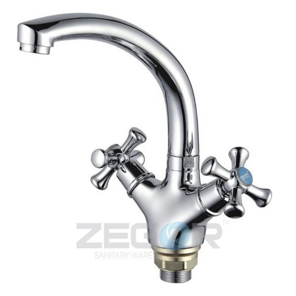 Смеситель для кухни Zegor TOG-A827