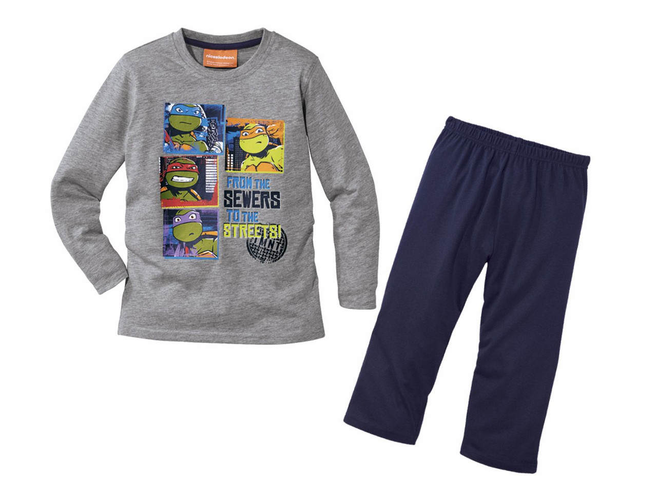 Пижама для мальчика.Ниндзя.Бельгия.