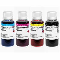 Комплект чернил ColorWay до Epson XP103/600 (4x100мл) BK/С/M/Y (CW-EW610SET01)