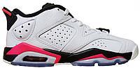 Детские кроссовки Nike Air Jordan 6 Retro BG 768881-123