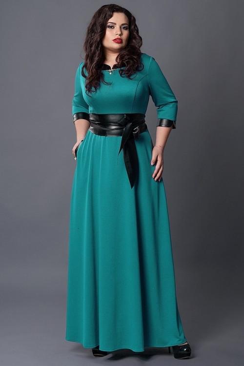 0c34d435b93 Купить Вечернее платье большого размера 450678085 - Грация   Стиль