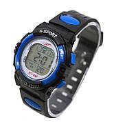 Детские часы S-Sport Timex blue (синий)