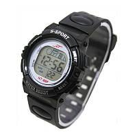 Детские часы S-Sport Timex black (черный)
