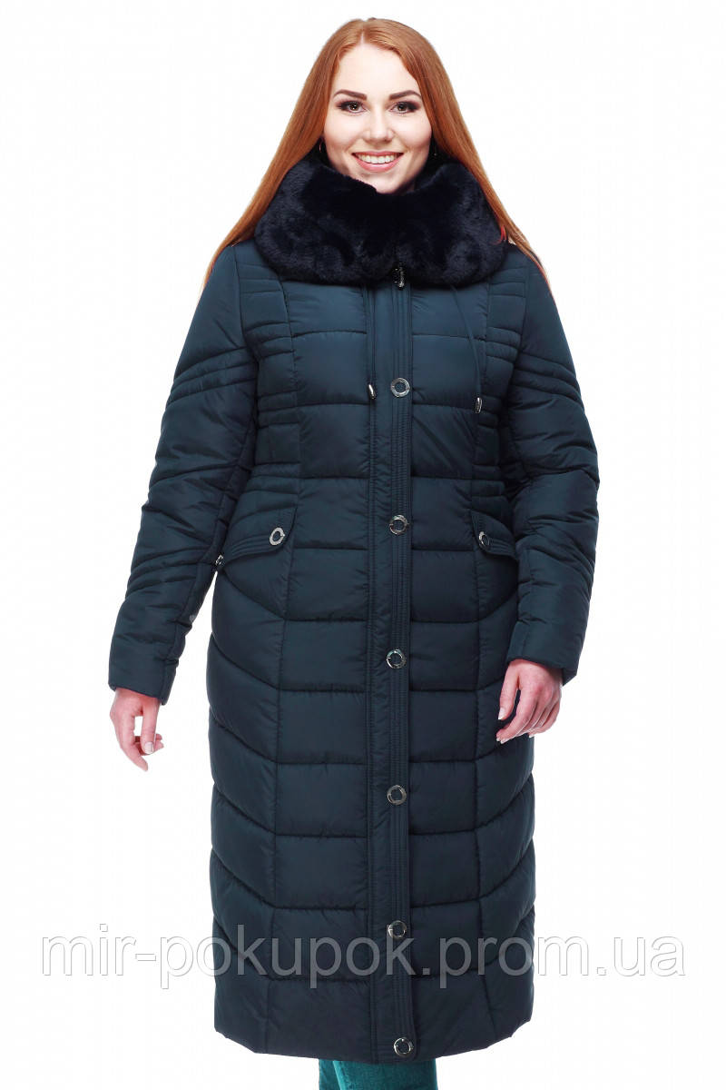 Зимнее женское пальто Дайкири3, фото 1