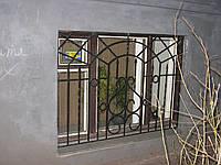 Решетки сварные на окно