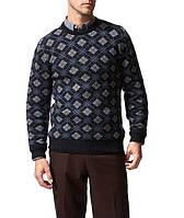 Мужской шерстяной свитер Dockers - Officers Blue (M)