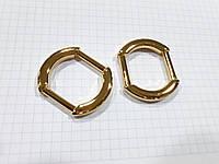 Держатель C4849 золото 20 мм