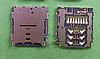 Держатель sim-карты для Samsung серии А