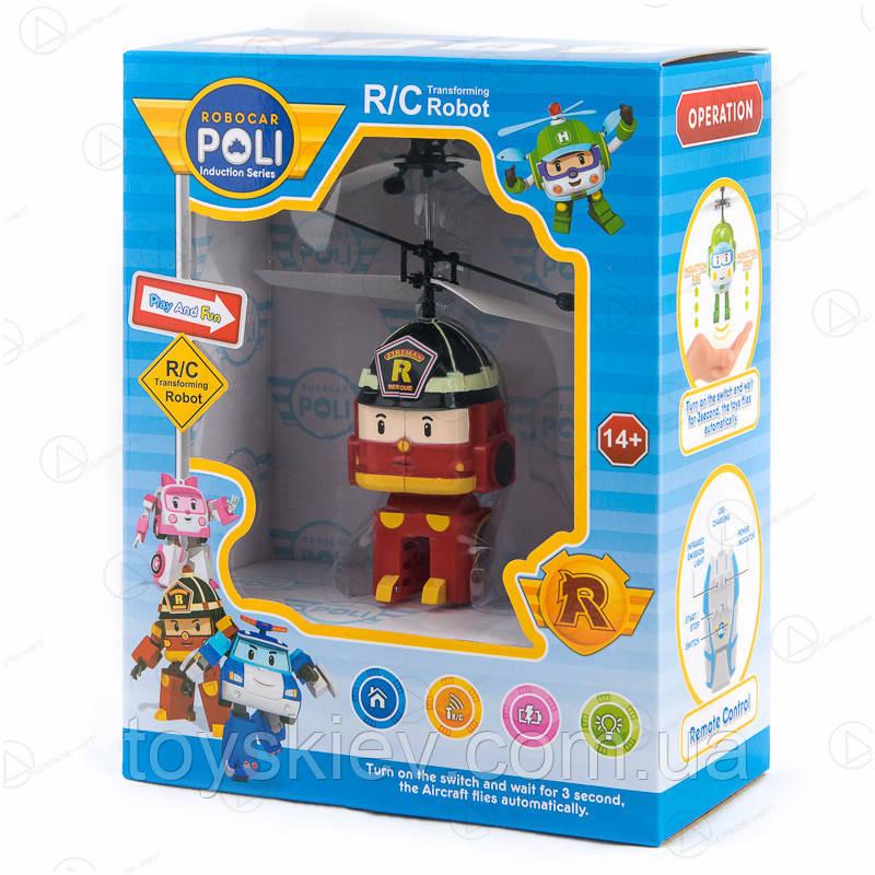 Летающие игрушки Робокар Рой Roy TL8018A