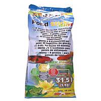 JBL Pond Sticks 4in1 корм в виде гранул для прудовых рыб 31,5л