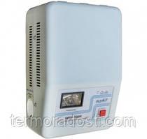 Стабилизатор напряжения Rucelf SDW-1000-D (1000 Вт) электромеханический (для квартиры)