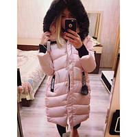 Зимняя удлиненная куртка. Турция
