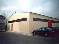 Монтаж металлоконструкций зданий, сооружений и ангаров