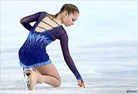 Юлия Липницкая. Олимпийские Игры 2014