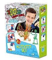 Набор для детского творчества с 3D-маркером - НЕОН