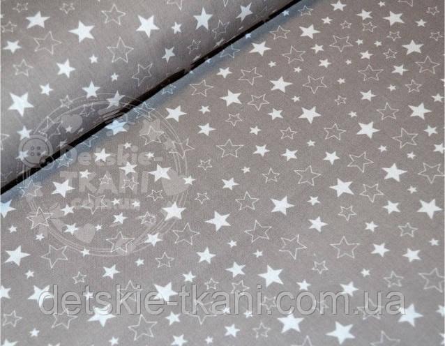 Лоскут ткани №513а размером  15*79см