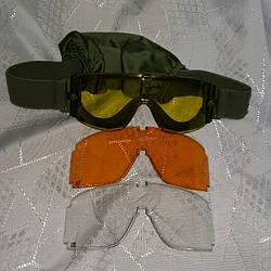 Баллистические очки BIN