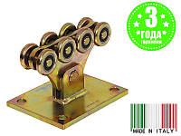 """Комплект фурнитуры для откатных ворот Rolling Center """"BASIC"""", вес ворот до 450 кг. (6м. профиль Италия)"""