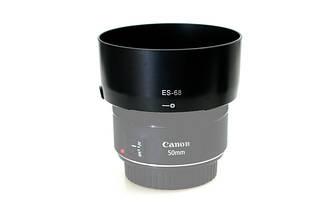 Бленди для об'єктивів Canon