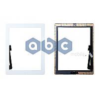 Сенсор Apple iPad 3, iPad 4 белый
