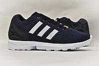 Кроссовки мужские Adidas ZX Flux Dark Blue