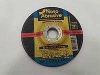 Круг зачистной Novo Abrasive 125х6,0х22,23(тарелочный)