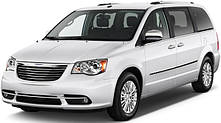 Фаркопы на Chrysler Voyager (c 2009--)