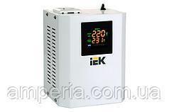 IEK Стабилизатор напряжения Boiler 0,5 кВА электронный настенный (IVS24-1-00500)
