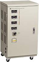 IEK Стабилизатор напряжения СНИ3- 6 кВА электромеханический трехфазный (IVS10-3-06000)