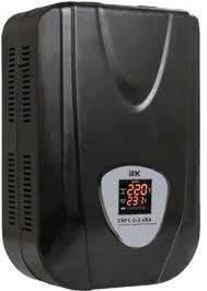 IEK Стабилизатор напряжения Extensive 10 кВА электронный настенный (IVS28-1-10000), фото 2