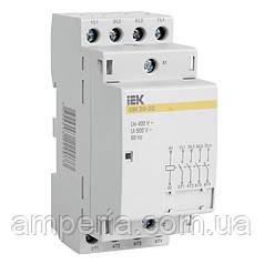 IEK Контактор модульный КМ20-40 AC (MKK20-20-40)