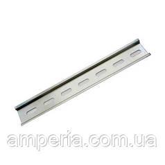 IEK DIN-рейка оцинкованная 10 см (YDN10-00100)