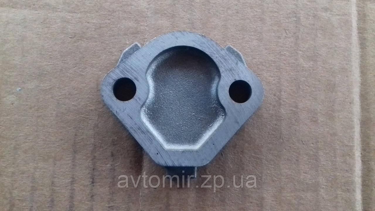 Заглушка блока вместо штатного бензонасоса Ваз 2101-2107.Алюминиевая.