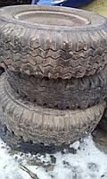 Резина с дисками 215/90 R 15 (б/у)
