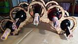 Подставка для бутылок (материал Фанера) заготовка для декора, фото 8