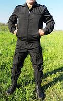 Костюм охранника (чёрный)