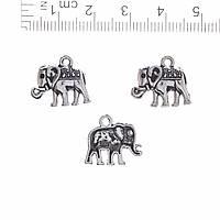 Фурнитура Подвеска Слон 1,5см