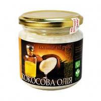 Масло кокосовое, 180 мл. Украина